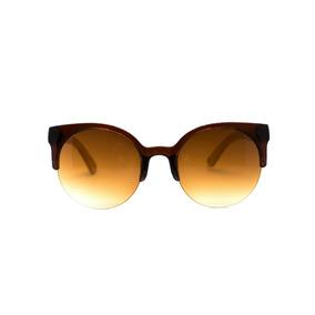 Óculos De Madeira Allwood - Half Half Cat - Novo