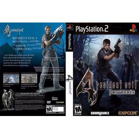 Resident Evil 4 Português Ps2 Patch Playstation 2 Barato