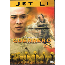 El Honor De Un Guerrero 2 - Jet Li - China - 2001 - 1 Dvd