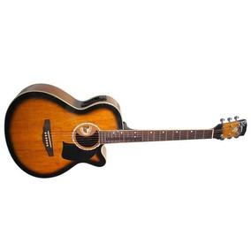Guitarra Electro Acustica Lyon Washburn La 45