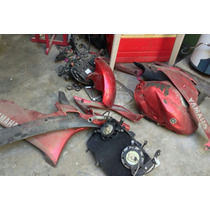 R6r Partes Radiador Bomba Motor Tanque Inyección Filtro Luz