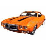 Pontiac Firebird 1969 Maisto 1/24 Edición All Stars