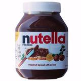 Nutella Creme De Avelã Kit Com 5 Potes De 140g