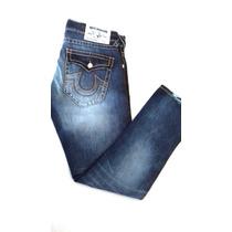 Pantalon - Jeans Marca True Religion Talla 34 Skinny