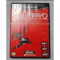 Dave Mirra Freestyle Bmx 2 Para Gamecube ( Envío Gratis )
