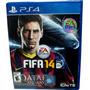 Fifa 14 Playstation 4 | Ps4 -disco Fisico- Minijuegosnet