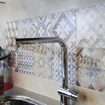 Ceramica-simil Mosaico Calcareo - 35x35 - 1° Calidad
