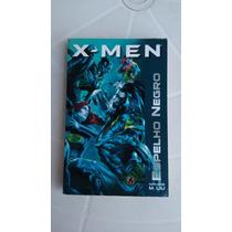 X-men (livro) - Espelho Negro - Editora Panini - 2006