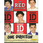 * Album Incompleto One Direction The Red Collection Ver Desc