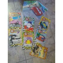 Revistas Infantil Carros. Varias