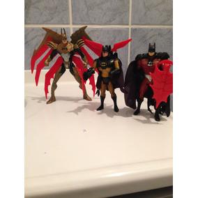Coleção Boneco Batman Anos 90 Raro