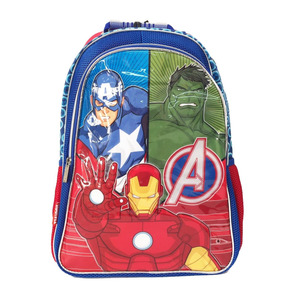 Mochila De Espalda Avengers Vengadores Con Luz Lic. Orig.18