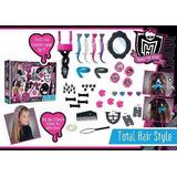 Monster High Hair Studio Tranças - Fun