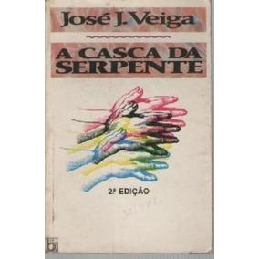 Livro A Casca Da Serpente José J. Veiga