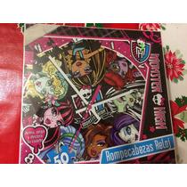 Reloj De Pared Monster High (rompecabezas)