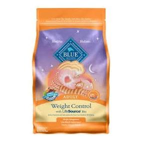Blue Buffalo Blue Adult Weight Control Chicken 2.3kg P/gato