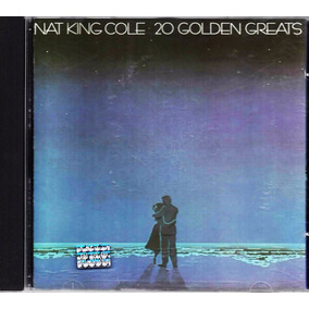 20 Golden Greats - Nat King Cole - E M I - 1 Cd