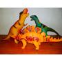 Dinosaurios De Goma Gigantes Juguete Para Todos Los Niños