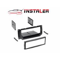 Marco Adaptador Frente Estereo Chrysler - Dodge - Jeep 1 Din