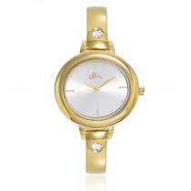 Relógio Feminino Allora Bracelete Analógico Al2035jx/4k Dour