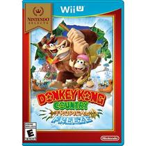 Donkey Kong Tropical Freeze Mídia Física Lacrado Wii U