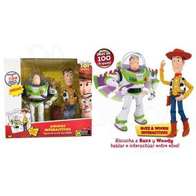 Toy Story - Buzz Lightyear & Woody - Amigos Interactivos