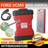Ford Vcm 2 Escaner Automotriz 2017 Programaciones Ilimitada