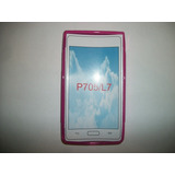 Protector Tpu Lg Optimus L7 Color Rosa!!!