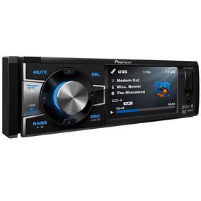 Dvd Player Pioneer Dvh-8880avbt Bluetooth / Usb / C/ Tela 3