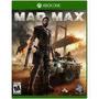 Mad Max Xbox One Legenda Português Br - Mídia Digital Online