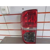 Lanterna Traseira Hilux Pick-up Srv 2009 2014 Lado Esquerdo