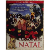 Dvd Light Infantil. Todos Os Cães Do Natal - Tom Kemp (a)