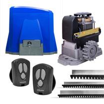 Kit Motor Portão Industrial Gran Kdz 1/2hp Garen Unisystem