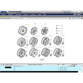 Roda De Aço 6.0 X 15 Ecosport 04a12