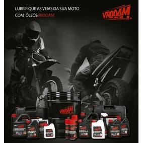 Vrooam - Oleo Motor Vr50 Sae 15w-50 Semi Sintetico - 4 Litro