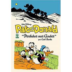 Pato Donald - Perdido Nos Andes. (lacrado).