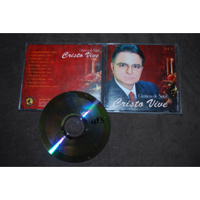 Cd Cânticos De Natal - Cristo Vive