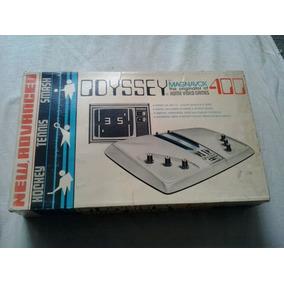 Console Odyssey 400 - Jogos Odyssey - Video Game Odyssey