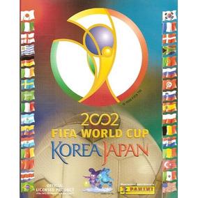 Álbum Digitalizado Copa Do Mundo 2002 Brasil Campeão