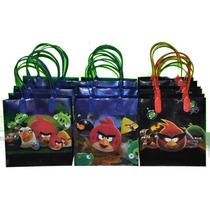 Angry Birds Espacio Del Favor De Partido De Sorpresas Bolsa