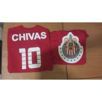 Camisa De Chivas