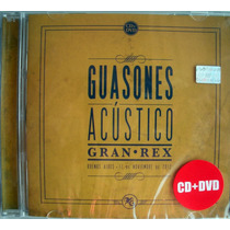 Guasones - Acustico Gran Rex ( Cd + Dvd ) - Los Chiquibum