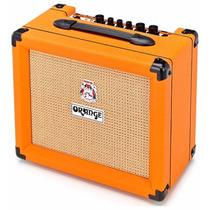 Amplificador Guitarra Orange Cr20 L Crush Pix 20 Watts