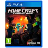 Minecraft Ps4 Físico Play 4 Sellado Fisico Original Alclick