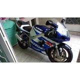Sucata Moto Suzuki Srad 750 2001 A 2004 Peças