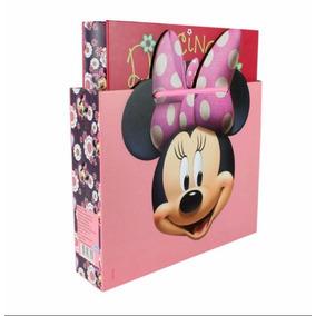 Álbum Para Fotos Minnie (10x15) 200 Fotos.