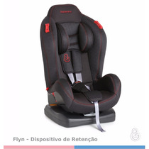 Cadeira Auto Bebê Galzerano Flyn Reclinável 9-25 Kg