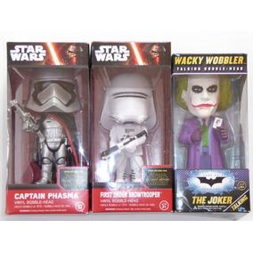 Star Wars Bobble Head Figuras Cada Una