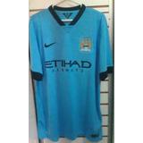 Camiseta Nike De Manchester City Original Talla L