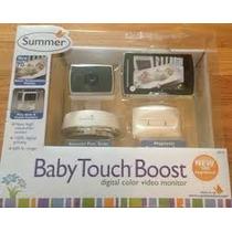Baba Eletrônica Summer Baby Touch Boost Pronta Entrega Novo